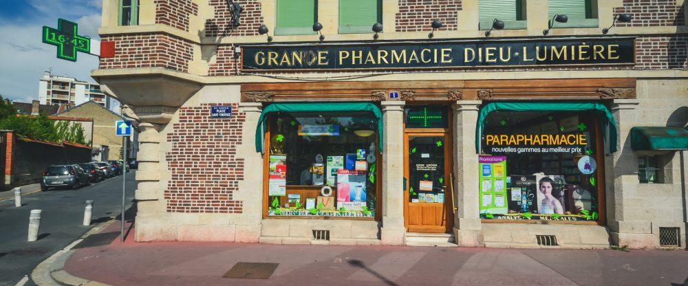 Pharmacie Dieu Lumière
